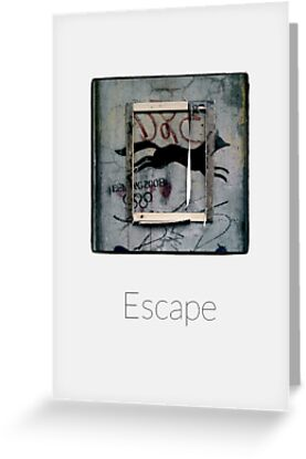 Escape - iPhoneography by Marcin Retecki
