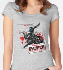 Genetic Repo Man Women's Fitted Scoop T-Shirt