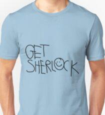 Get Sherlock (black) T-Shirt