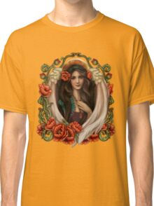 Poppy Angel Classic T-Shirt