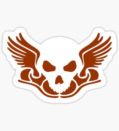 Portland Zombies Track Club Icon Sticker