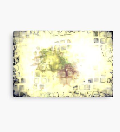 Rhythm // Framing Canvas Print