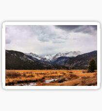 The Rockies Sticker