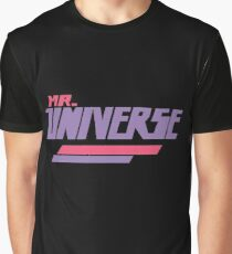 Mr. Universe - Steven Universe Graphic T-Shirt