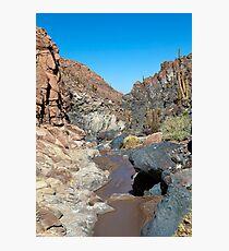 Guatin - Atacama Desert - Chile Photographic Print