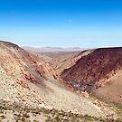 Nacimiento Gorge - Atacama Desert - Chile by parischris