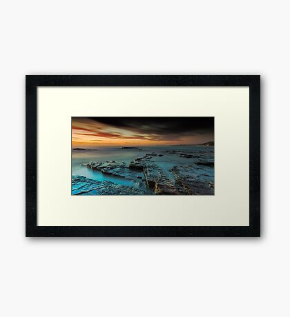 The Hallows of Time Framed Print