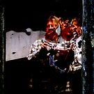 Self-Portrait Alien Four by robertemerald