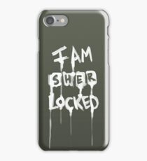 Sherlocked  iPhone Case/Skin
