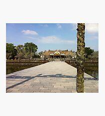 citadel, Ho-Chi Minh city Photographic Print