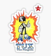 I.T HERO - TuxSonic Sticker