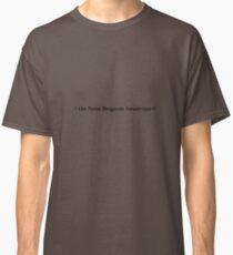Om Namo Bhagavate Vasudevaya Classic T-Shirt