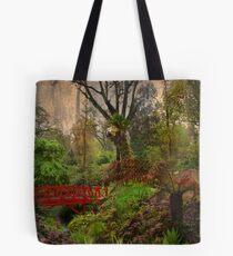 Jurassic Garden Tote Bag