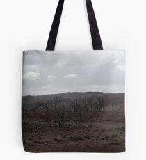 Margaret River Bushfire 2012 Tote Bag