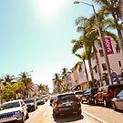 Miami Beach by jobe