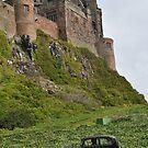 Bamburgh Castle by Waggywag
