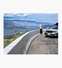 Osoyoos Down Below Photographic Print