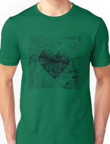 Wild At Heart Unisex T-Shirt