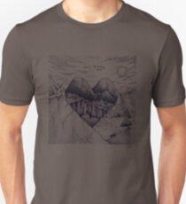 Wild At Heart Unisex T-Shirt