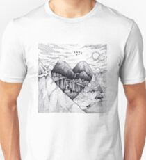 Wild im Herzen Slim Fit T-Shirt