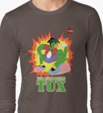 I.T HERO - The Incredible Tux Long Sleeve T-Shirt