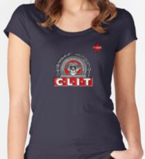 I.T HERO - C.L.I.T Women's Fitted Scoop T-Shirt