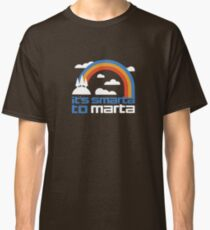 It's smarta to MARTA! Alternate Classic T-Shirt