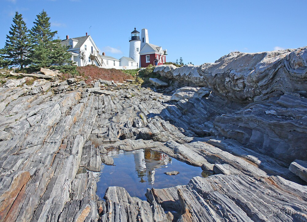 Pemaquid Point Lighthouse by Jack Ryan