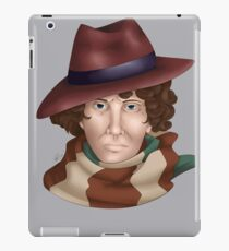 Tom Baker iPad Case/Skin