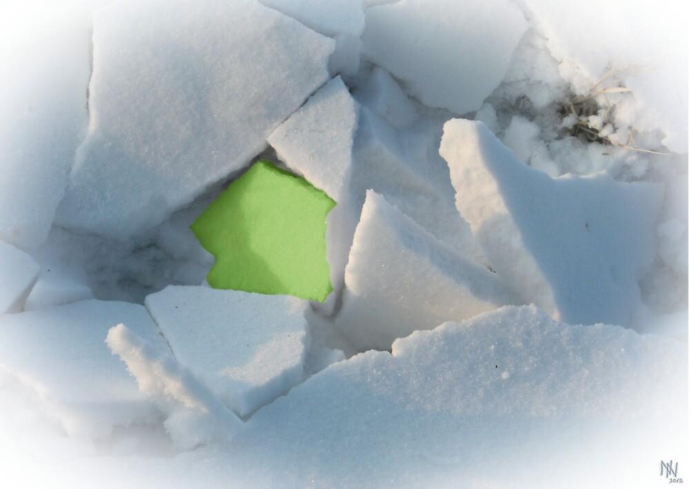 broken snow II by NafetsNuarb
