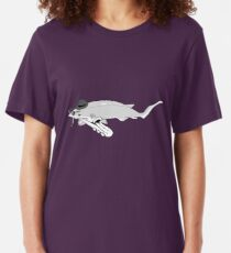 Jazz Shark Slim Fit T-Shirt