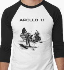 Apollo 11 - Black ink T-Shirt