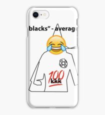 le average 9 gag user iPhone Case/Skin