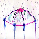 plastic gazebo top - millenial reighn of christ jesus by candace lauer