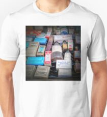 Medicine Cabinet Items - Ouray Museum T-Shirt