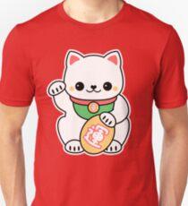 Kawaii Maneki Neko Unisex T-Shirt