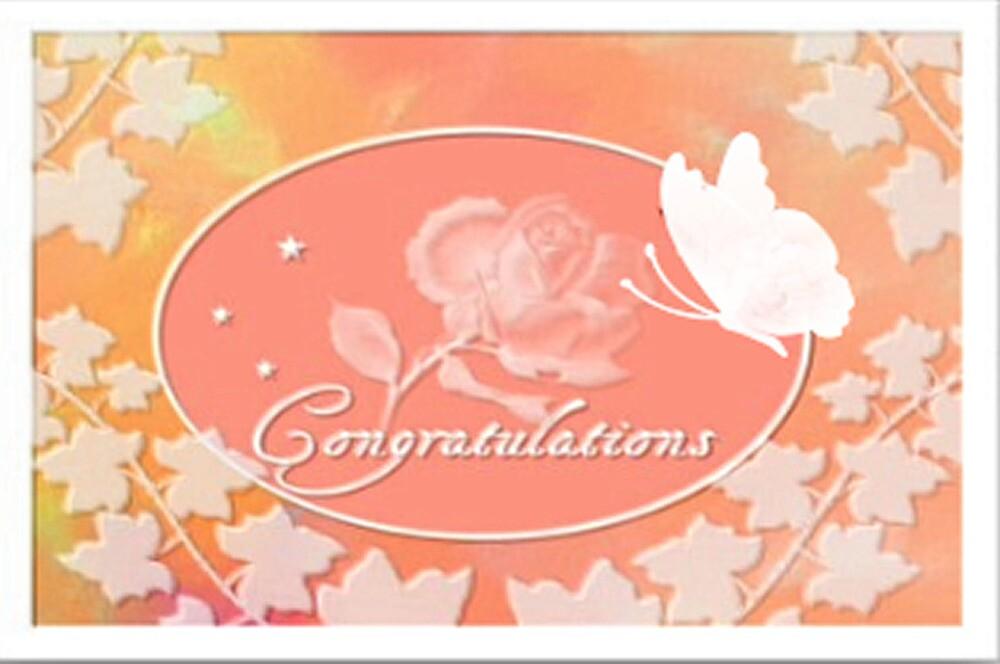 Congratulations by ArtChances