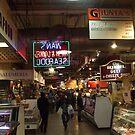 Reading Terminal Market, Philadelphia, Pennsylvania by lenspiro