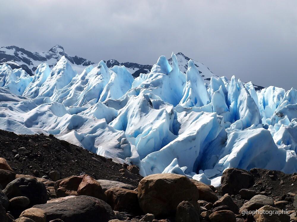 Viedma Glacier by geophotographic