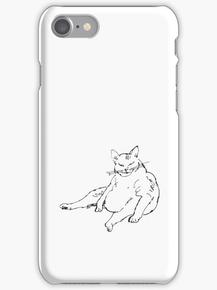 Fat Cat by EF Fandom Design