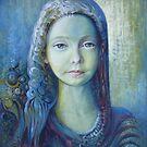 Blue by Elena Oleniuc