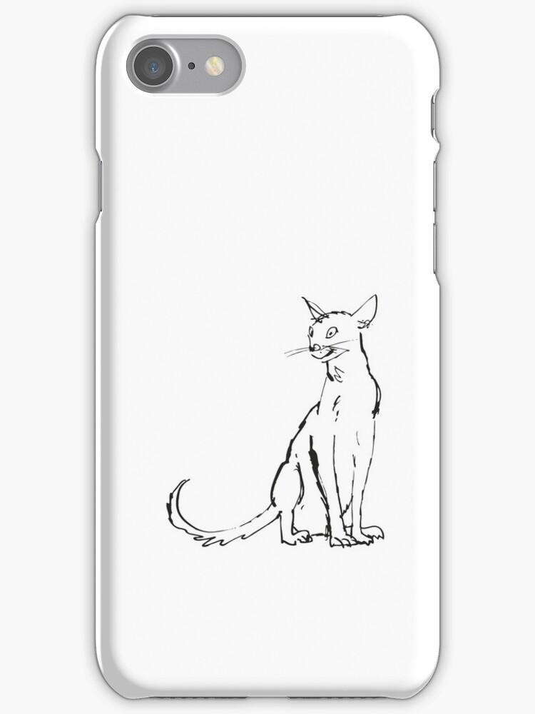 Skinny cat by EF Fandom Design