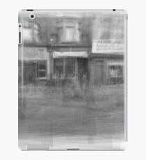 Angst downtown Toronto streetscape iPad Case/Skin