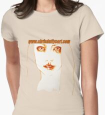 Chris Duffy Art Tee's Womens Fitted T-Shirt