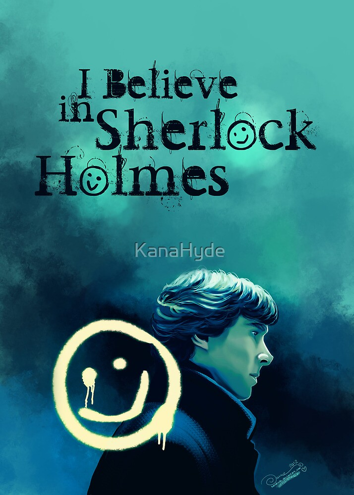 I Believe - Poster by KanaHyde