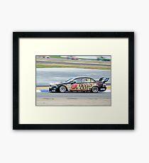 Dick Johnson Racing - Dean Fiore Framed Print