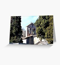 French Bells Greeting Card