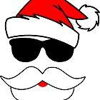 Cool Santa Claus  by ArtVixen