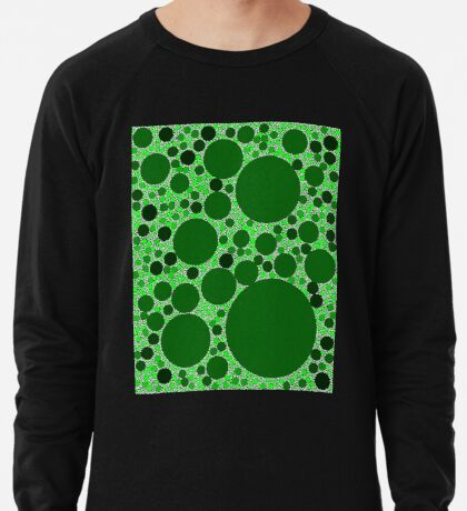 Random Tiling Greener Lightweight Sweatshirt