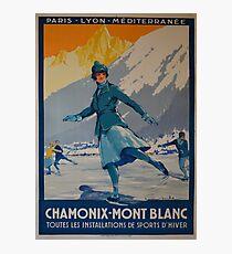 Weinleseplakat - Olympische Spiele 1924 Frankreich Fotodruck